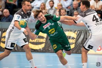 TSV GWD Minden - THW Kiel 23:34