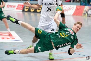 TSV GWD Minden - MT Melsungen 28:32
