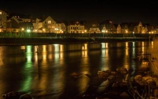 Weserufer Nacht Nord