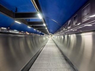 Tunnelbana Stockholm Schweden