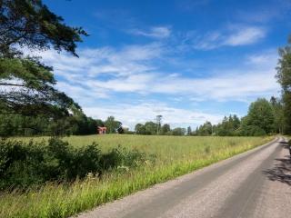 Schweden nähe Grenze Norwegen